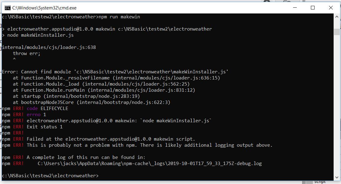 npm_errors